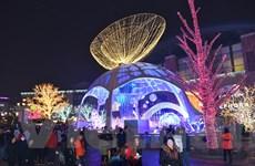[Photo] Rộn ràng không khí chào đón Giáng sinh ở Trung Quốc