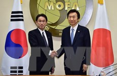 Trung Quốc hy vọng quan hệ Nhật-Hàn cải thiện sau thỏa thuận lịch sử
