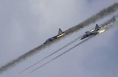 Nga không kích giúp SDF giải phóng 20 khu vực khỏi tay IS