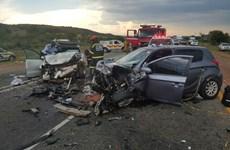 Nam Phi: Hơn 1.000 người thiệt mạng vì tai nạn trong mùa lễ hội