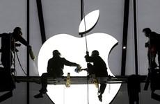 """""""Điềm báo"""" về triển vọng kinh doanh khó khăn của Apple năm 2016"""
