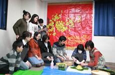 Ấm áp sự kiện Tết yêu thương tại Nhật Bản dịp Xuân Bính Thân