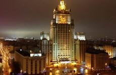 Nga áp lệnh cấm nhập cảnh đối với 5 quan chức Mỹ để trả đũa