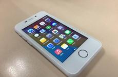 Ra mắt điện thoại thông minh rẻ nhất thế giới, chỉ 160.000 đồng