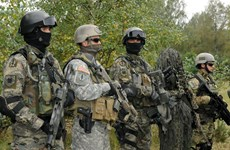 Mỹ đề nghị Nga không tấn công lực lượng đặc nhiệm tại Syria