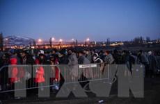 Các nước Đông Nam châu Âu lập trung tâm đăng ký tị nạn chung