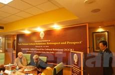 """Hội thảo """"Quan hệ văn hóa Ấn Độ-Việt Nam: Hồi tưởng và triển vọng"""""""