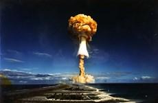 Pháp thừa nhận tác động từ chương trình thử nghiệm vũ khí hạt nhân