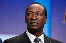 Tổng thống Burkina Faso bị phế truất được cấp quốc tịch Côte d'Ivoire
