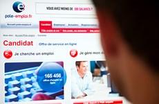 Pháp thông báo tỷ lệ thất nghiệp giảm mạnh trong tháng 1
