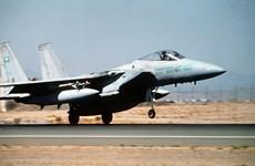 Máy bay Saudi Arabia đến Thổ Nhĩ Kỳ ngay trước lệnh ngừng bắn Syria