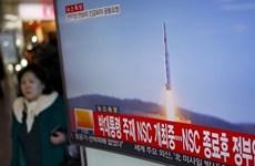 Mỹ công bố dự thảo nghị quyết trừng phạt Triều Tiên tại HĐBA