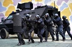 Hàn Quốc kiểm tra khả năng chống khủng bố tại các cơ sở trọng yếu