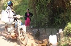 Hơn 2.000 hộ dân ở Đắk Lắk thiếu nước sinh hoạt trầm trọng