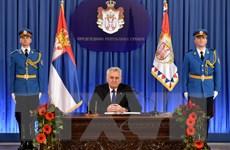 Tổng thống Serbia giải tán quốc hội, tổ chức bầu cử sớm