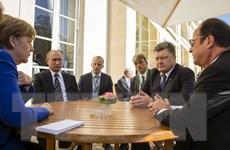 Moskva và Kiev nhất trí thời điểm tổ chức bầu cử ở miền Đông Ukraine
