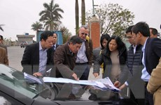 WB khảo sát xây dựng tuyến đường bộ ven biển tại Thái Bình