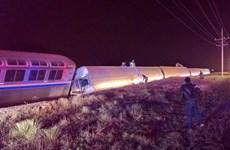 Mỹ: Tai nạn tàu hỏa ở bang Kansas làm 20 người bị thương