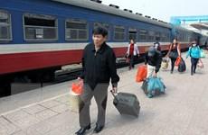 Từ 19/3, đi tàu chất lượng cao Hà Nội-Thanh Hóa giá chỉ từ 79.000 đồng