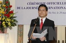 Long trọng kỷ niệm Ngày quốc tế Pháp ngữ tại Việt Nam