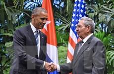 [Video] Hoạt động của Tổng thống Mỹ trong chuyến thăm Cuba