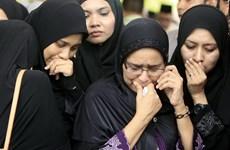 Malaysia công bố trợ cấp 5.000 USD cho mỗi thân nhân MH17