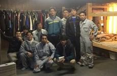 Cải thiện điều kiện sinh hoạt cho lao động Việt Nam tại Nhật Bản