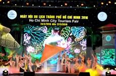 Khai mạc Ngày hội Du lịch Thành phố Hồ Chí Minh năm 2016