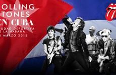 The Rolling Stones tới Cuba lưu diễn sau chuyến thăm của ông Obama
