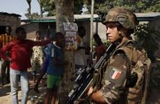 Pháp thông báo thời điểm kết thúc chiến dịch quân sự ở Trung Phi