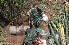 Xử lý an toàn quả bom nặng 340 kg, bán kính sát thương 1km2