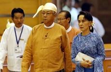 Mỹ hoan nghênh tiến trình chuyển giao chính trị tại Myanmar