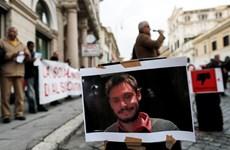 Italy triệu hồi Đại sứ tại Ai Cập để phản đối vụ sinh viên bị giết hại