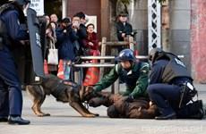 Nhật Bản diễn tập chống khủng bố trước thềm Hội nghị G-7