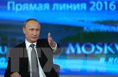 Tổng thống Putin trả lời trực tuyến: 80 câu hỏi hóc búa được giải đáp