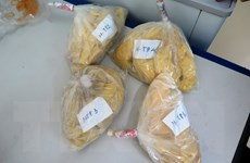 Hà Tĩnh: Một số cửa hàng bán măng tươi chứa vàng ô gây ung thư