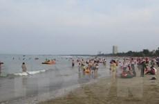 120.000 lượt du khách đến Vũng Tàu trong 2 ngày đầu nghỉ lễ
