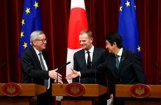 Liên minh châu Âu, Nhật Bản hy vọng hoàn tất FTA vào cuối năm nay
