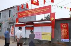 Quảng Nam được phép bầu cử Quốc hội sớm 3 ngày ở 49 khu vực