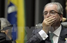 Tòa án tối cao Brazil đình chỉ Chủ tịch Hạ viện do bê bối tham nhũng