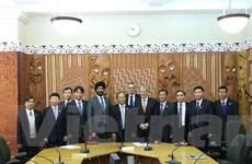 Việt Nam-New Zealand tăng cường hợp tác trong lĩnh vực lập pháp