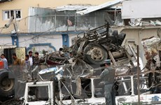 Đánh bom liều chết tại Afghanistan, hơn 30 người thương vong