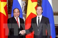 [Video] Thủ tướng Nguyễn Xuân Phúc thăm chính thức Liên bang Nga