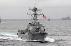Ấn Độ từ chối đề xuất tuần tra chung với Mỹ tại Biển Đông