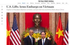 [Video] Truyền thông quốc tế đưa tin về chuyến thăm của ông Obama
