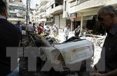 Syria rung chuyển bởi hàng loạt vụ đánh bom, gần 200 người thương vong