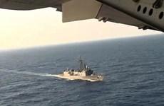 Hải quân Pháp điều tàu tìm kiếm hộp đen máy bay EgyptAir gặp nạn