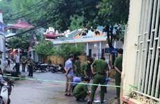 Truy bắt đối tượng dùng súng bắn vào đùi Phó Trưởng Công an phường