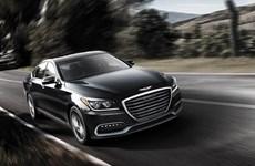 """Hyundai """"trình làng"""" 3 phiên bản mới mẫu Genesis G80 tại Hàn Quốc"""