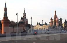 [Photo] Quang cảnh thành phố Moskva giữa tâm dịch COVID-19